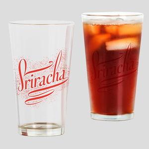 Sriracha Drinking Glass
