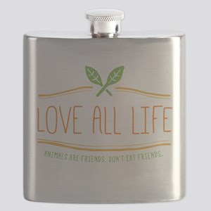 Love All Life Flask