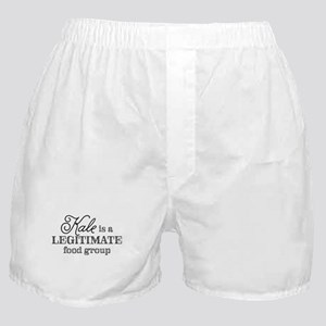 Kale Food Group Boxer Shorts