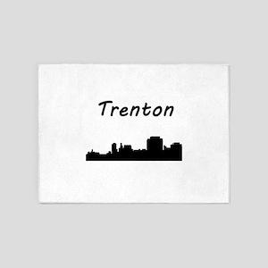 Trenton Skyline 5'x7'Area Rug