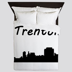 Trenton Skyline Queen Duvet