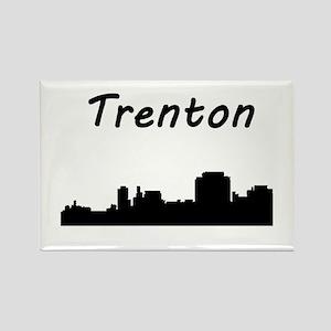 Trenton Skyline Magnets