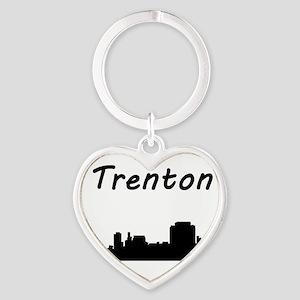 Trenton Skyline Keychains