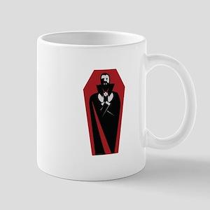 Draculas Coffin Mugs