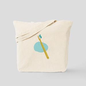 Tooth Brush Tote Bag