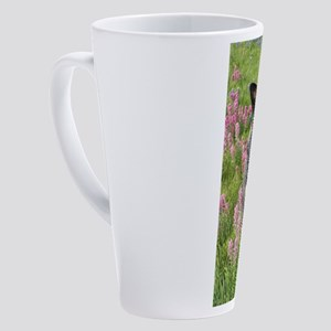 Australian Blue Heeler 17 oz Latte Mug