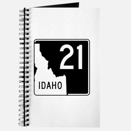 Route 21, Idaho Journal