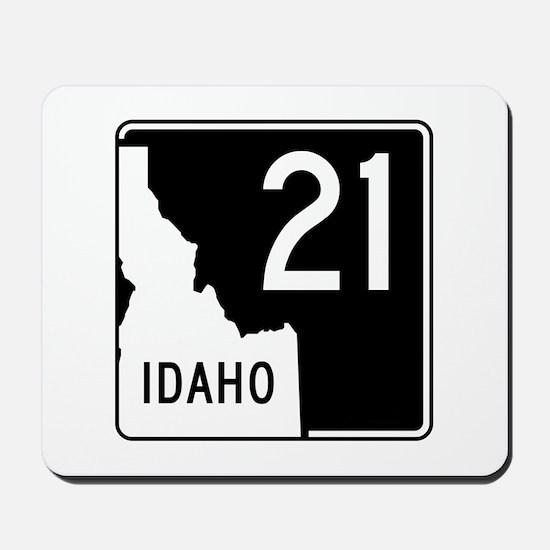 Route 21, Idaho Mousepad