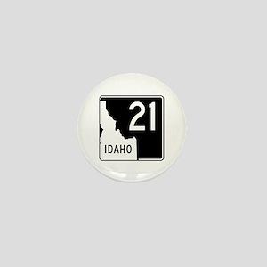 Route 21, Idaho Mini Button