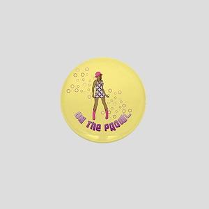 Bachelorette Bash Mini Button