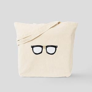 Broken Glasses Tote Bag