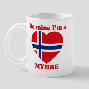 Myhre, Valentine's Day Mug