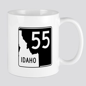 Route 55, Idaho Mug