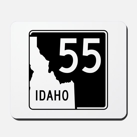 Route 55, Idaho Mousepad
