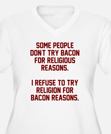 Religion bacon re T-Shirt