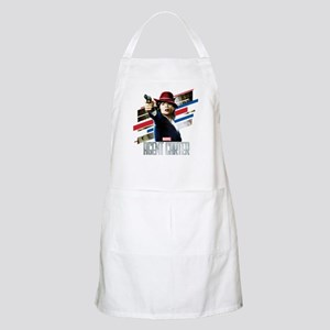 Agent Carter Stripes Apron