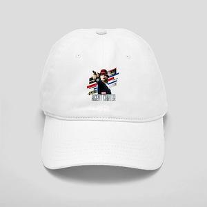 Agent Carter Stripes Cap