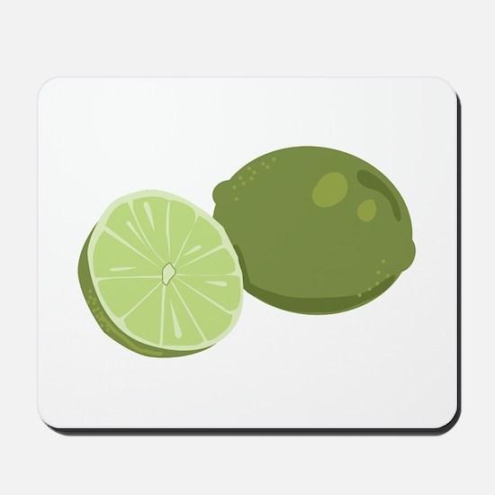Lime Mousepad