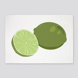 Lime 5'x7'Area Rug