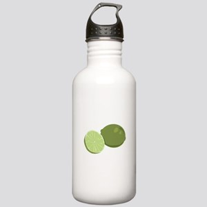 Lime Water Bottle