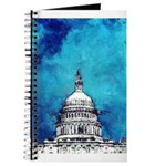 Stormy Weather Over The Capitol Journal