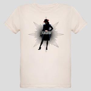 Agent Carter Solo Organic Kids T-Shirt