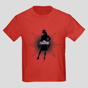 Agent Carter Solo Kids Dark T-Shirt