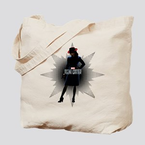 Agent Carter Solo Tote Bag