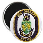 USS GALLERY Magnet