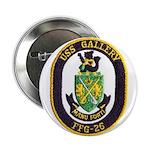 "USS GALLERY 2.25"" Button"