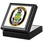 USS GALLERY Keepsake Box