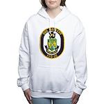 USS GALLERY Women's Hooded Sweatshirt