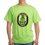 USS GALLERY Green T-Shirt