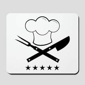 Cook Mousepad