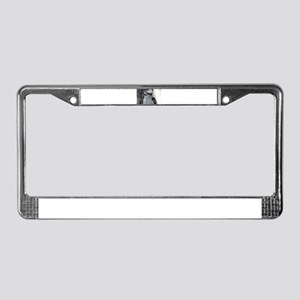 Kookaburra License Plate Frame
