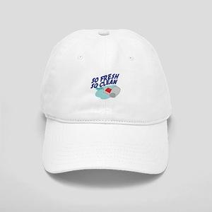So Clean Baseball Cap