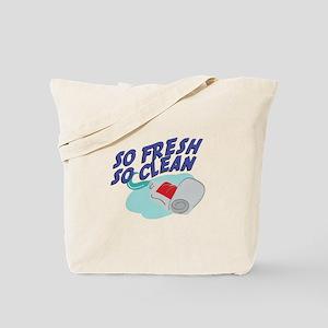 So Clean Tote Bag
