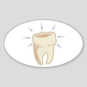 Molar Tooth Sticker