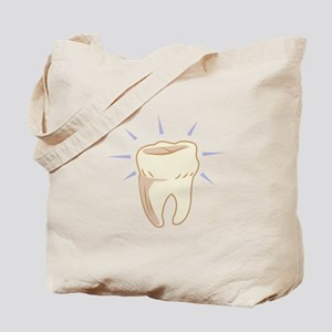 Molar Tooth Tote Bag