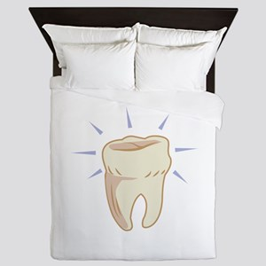 Molar Tooth Queen Duvet