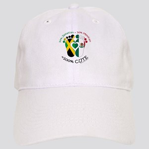 Jamaican Mexican Baby Baseball Cap