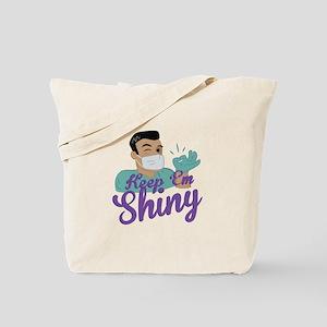 Shiny Dentist Tote Bag