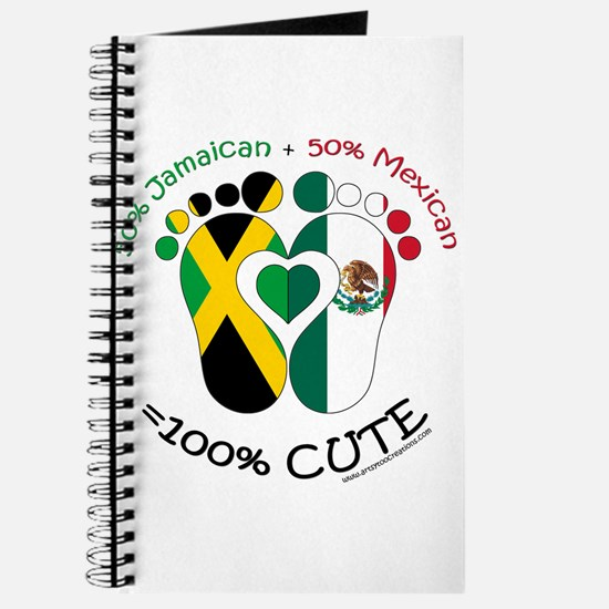 Jamaican Mexican Baby Journal