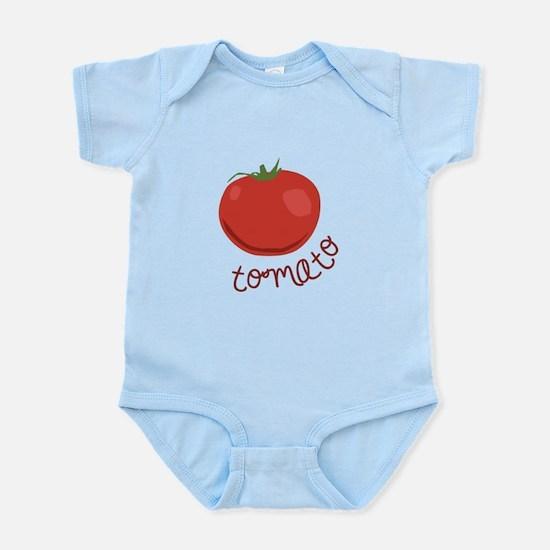 tomato Body Suit
