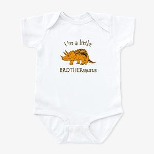 I'm a Little Brothersaurus Infant Bodysuit