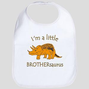 I'm a Little Brothersaurus Bib