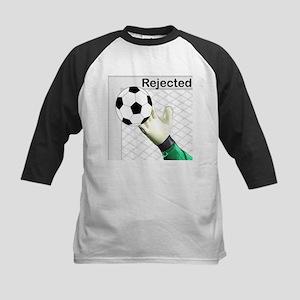 Rejected Soccer Ball Baseball Jersey