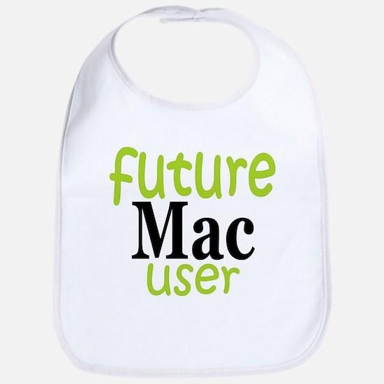 Future Mac User (green) Bib