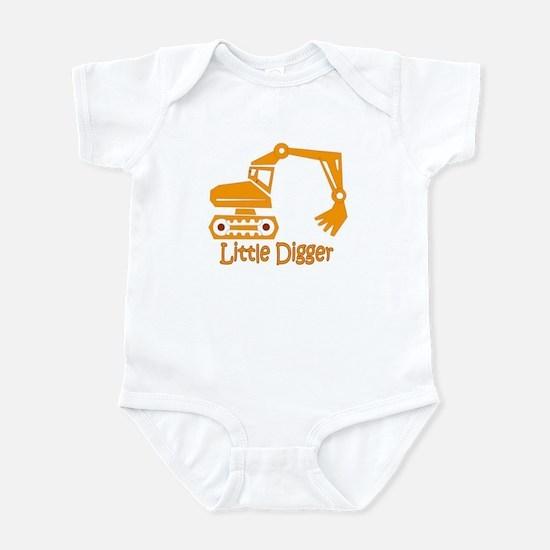 Little Digger Infant Bodysuit
