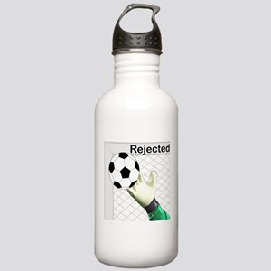 Rejected Soccer Ball Stainless Water Bottle 1.0L